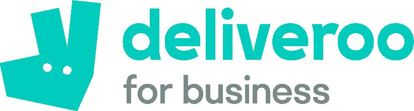 Deliveroo for Business logo
