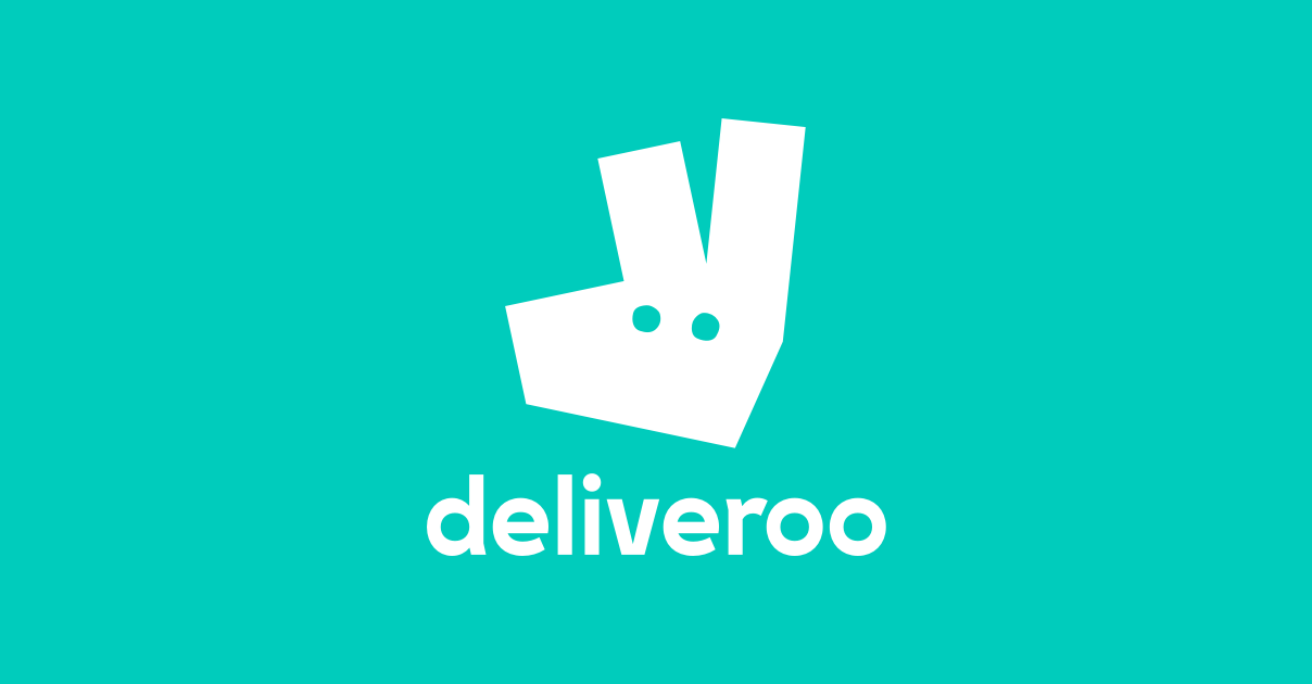Image result for deliveroo logo